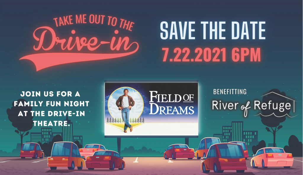 Take Me Out To The Drive-In Fund Raiser